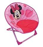 Cijep - 712172 Minnie Mouse Moon Chair 53 X 56 X 43 Cm