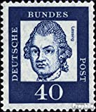 FRD (FR.Germany) 355x R with counting number unmounted mint / never hinged 1961 Significant German (Stamps for collectors)