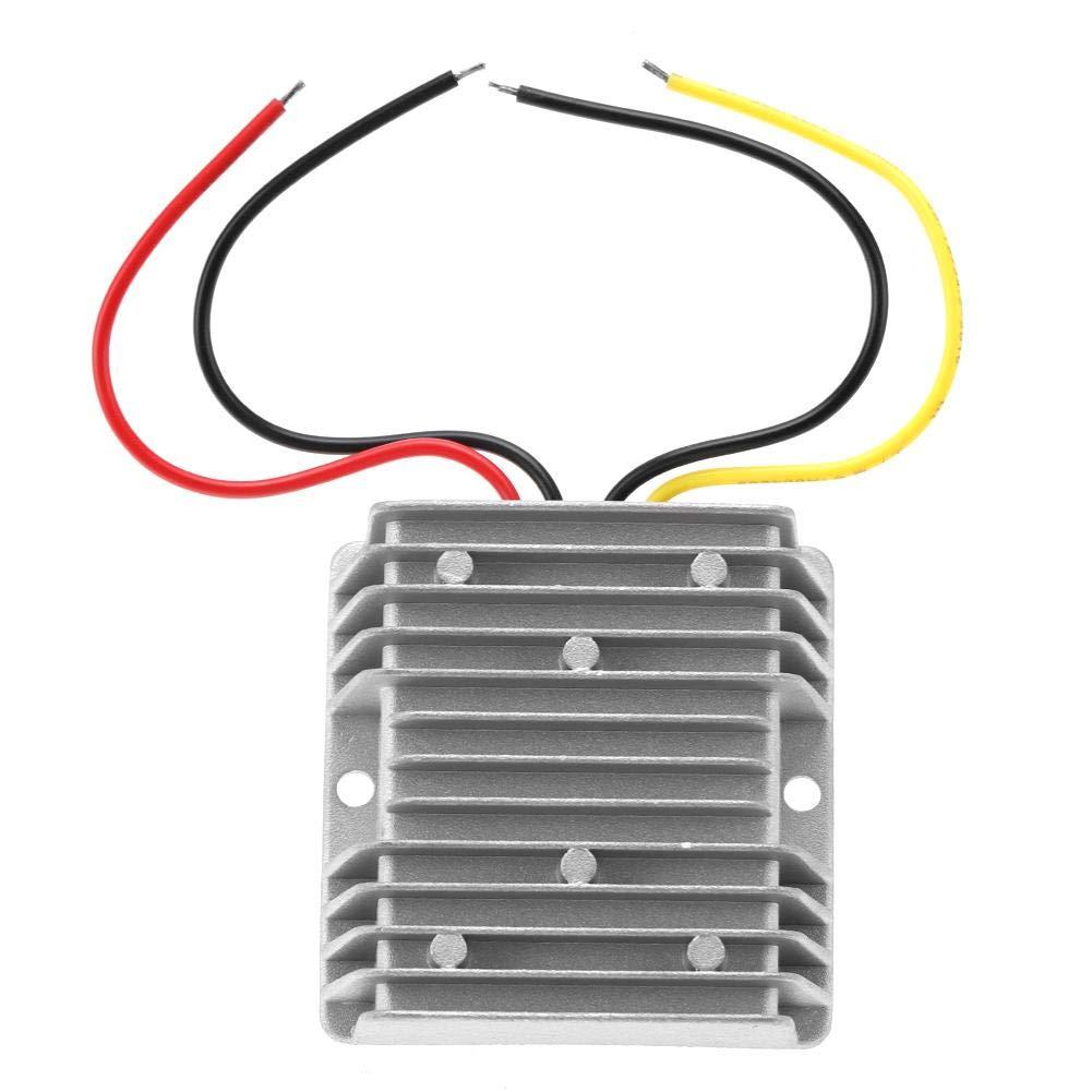 12V /à 24V Convertisseur convertisseur continu-r/égulateur R/ésistant aux chocs pour moteurs /électriques 15A 360W haut-parleurs /Étanche Module r/égulateur de tension /él/évateur CC-CC