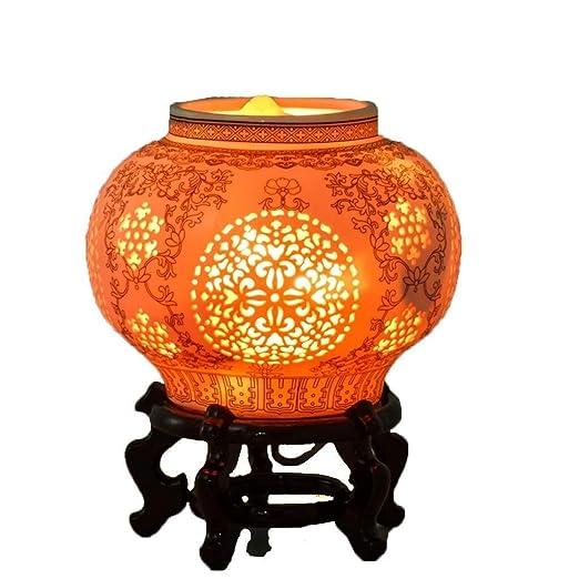 Lámpara de mesa- Negativo Mesita de luz de lámpara de escritorio ...
