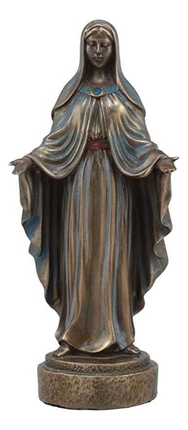Amazon Com Ebros Lady Madonna Virgin Mary With Welcoming