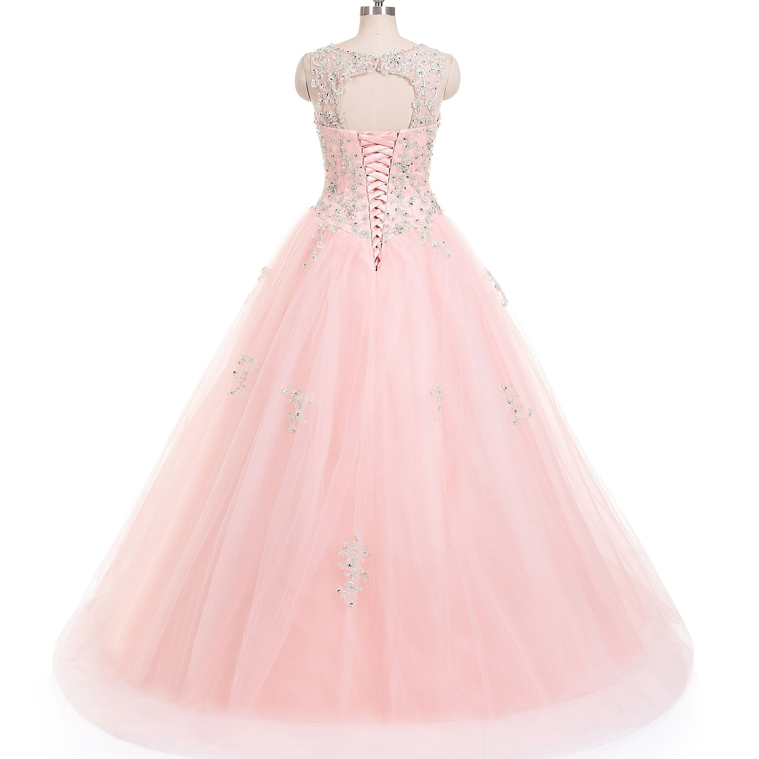 Princess Ball Gown Prom Dresses