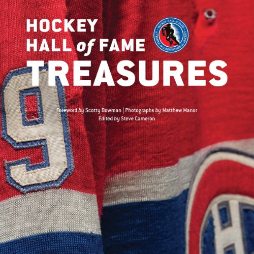 Hockey Hall of Fame Treasures (Best Field Hockey Player In The World)