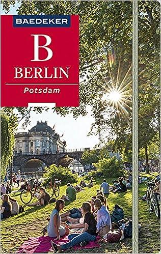 Berlin Potsdam Karte.Baedeker Reiseführer Berlin Potsdam Mit Praktischer Karte Easy Zip