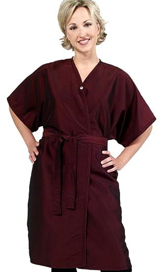 Amazon.com : Salon Client Gown / Client Smock / Wrap By The Cape ...