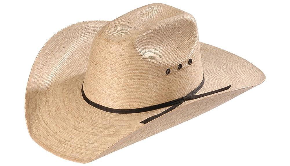 430b427c0 Atwood 4X Low Crown Dark Palm Straw Hat