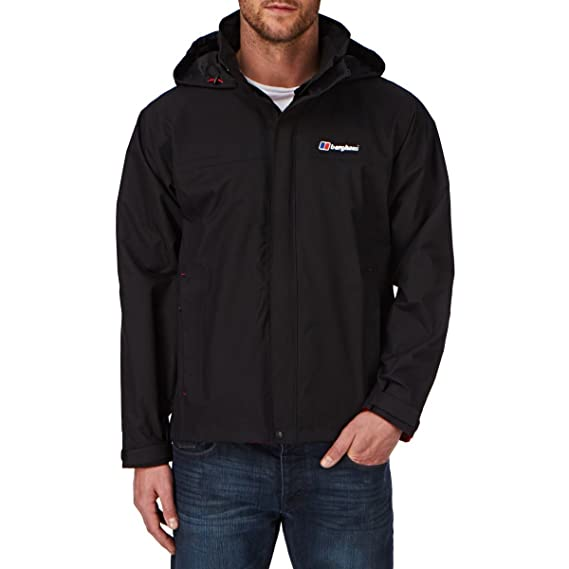 Berghaus RG Delta Waterproof Men's Jacket, Black, ...