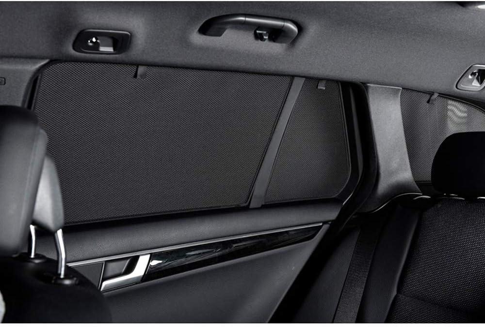 Car Shades DAC-DUS-5-B Satz Dacia Duster II 2018