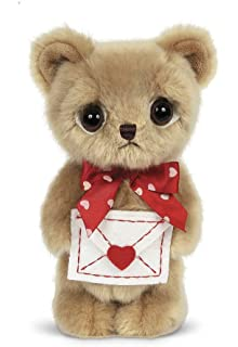 0ee057063f9 Bearington Big Head Romeo Valentine s Day Plush Stuffed Animal Teddy Bear