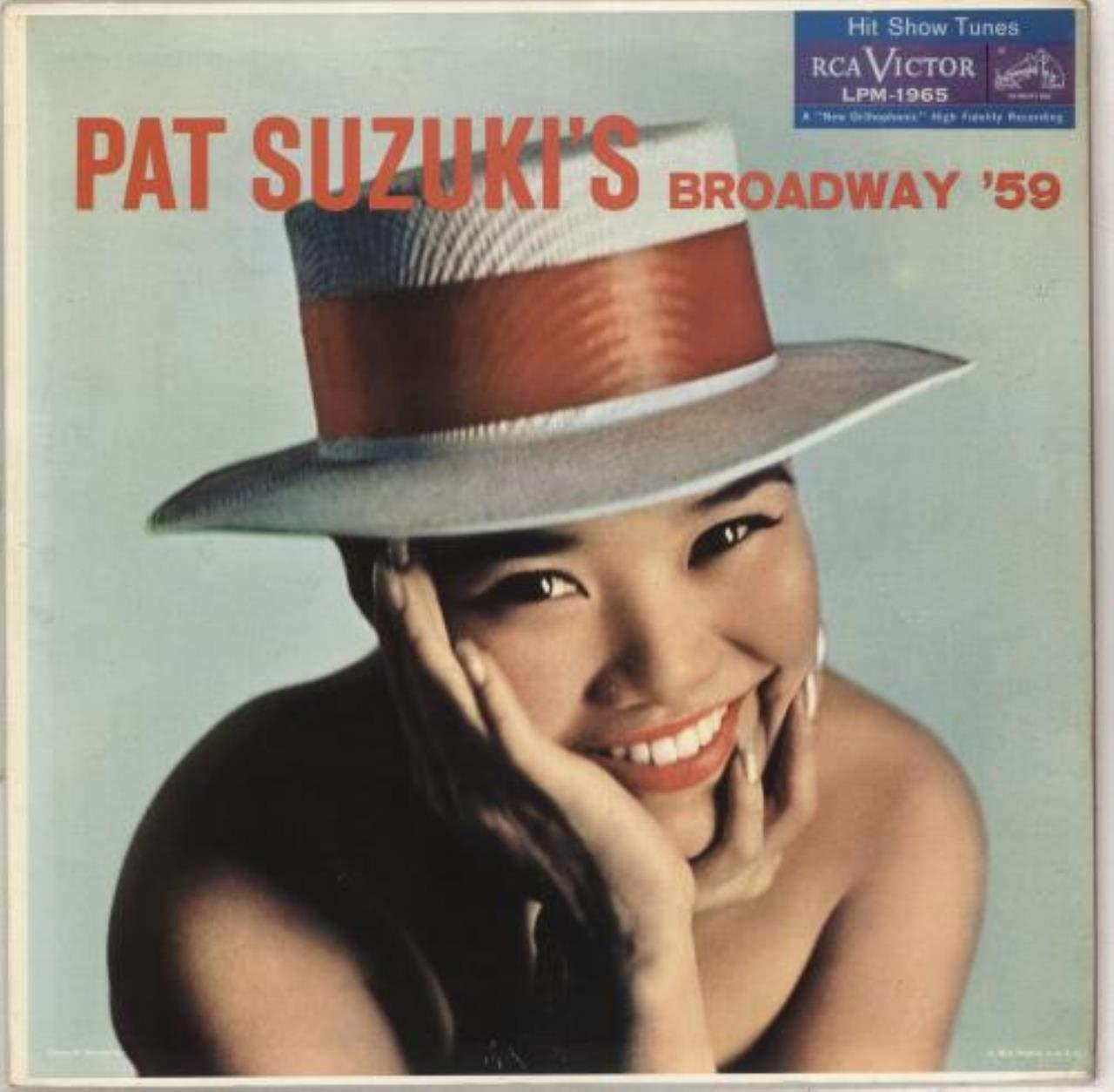 Pat Suzuki Pat Suzuki new pictures