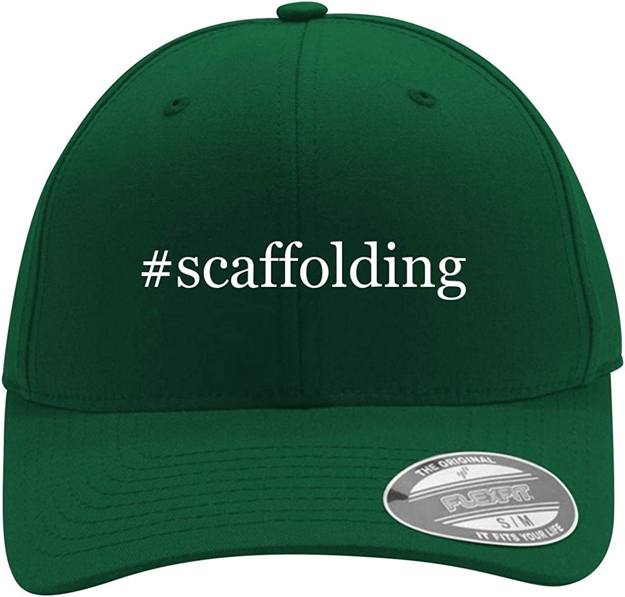 #Scaffolding - Men's Hashtag Flexfit Baseball Cap Hat