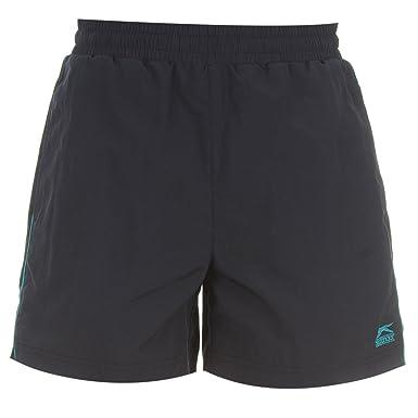 Slazenger Herren Badeshorts Sommer Strand Schwimmen Shorts Bermuda Kurze Hose
