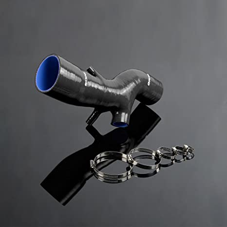 Amazon.com: For MITSUBISHI LANCER EVO 7 8 9 4G63 TURBO Silicone Induction Intake Hose: Automotive