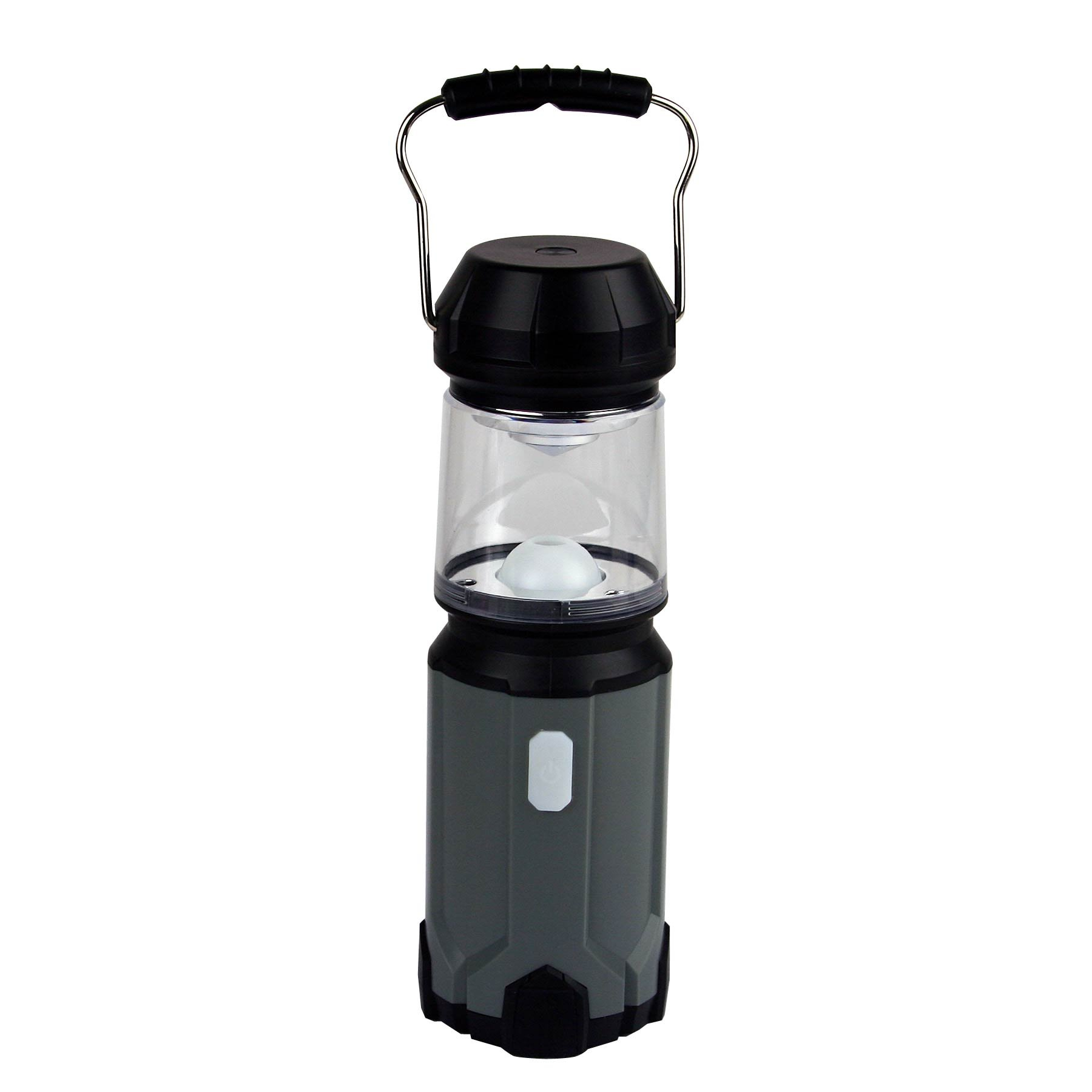 Dorcy 41-1091 Rechargeable Power Bank Lantern with USB Input/Output
