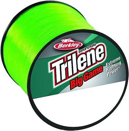 Berkley Trilene Big Game 20LB 0.38MM 600M rot