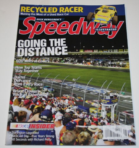 Dick Berggren's Speedway Illustrated going The Distance (May, 9) (Star Performance Engine)