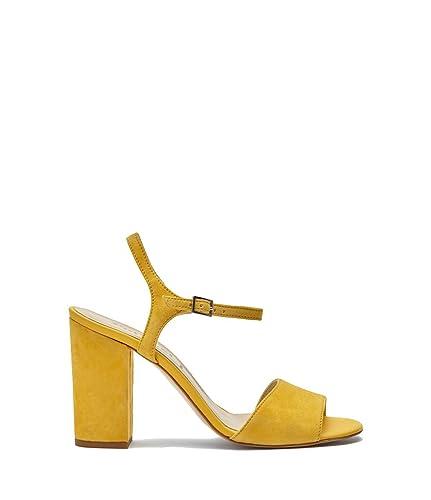SandaletteDamenGelb41 Made In Italia Yr2Du