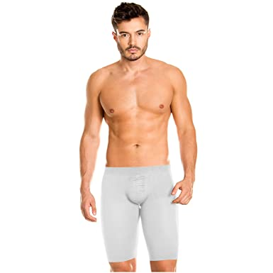Laty Rose 22996 Extra Long Boxer Briefs Butt Lifter Enhancement for Men Ropa Interior Masculina para