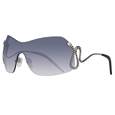 5ddd0de376 Amazon.com  ROBERTO CAVALLI RC896S 14C (shiny light ruthenium smoke ...