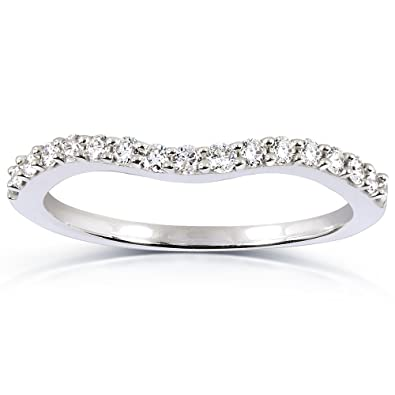 in diamond band wedding and v white gold alternating anniversary tw round bands t p w ct baguette