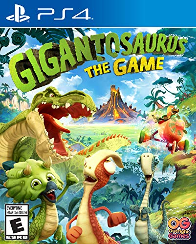 Gigantosaurus The Game for PlayStation 4 – PlayStation 4