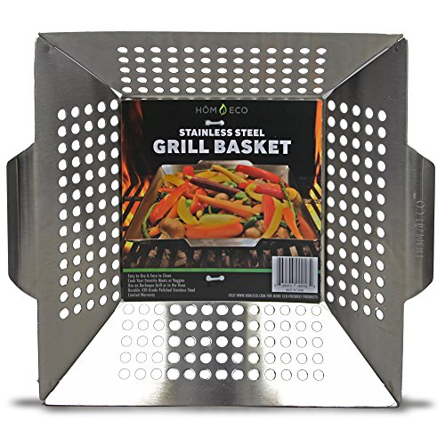Stainless Steel Grilling Wok - 2