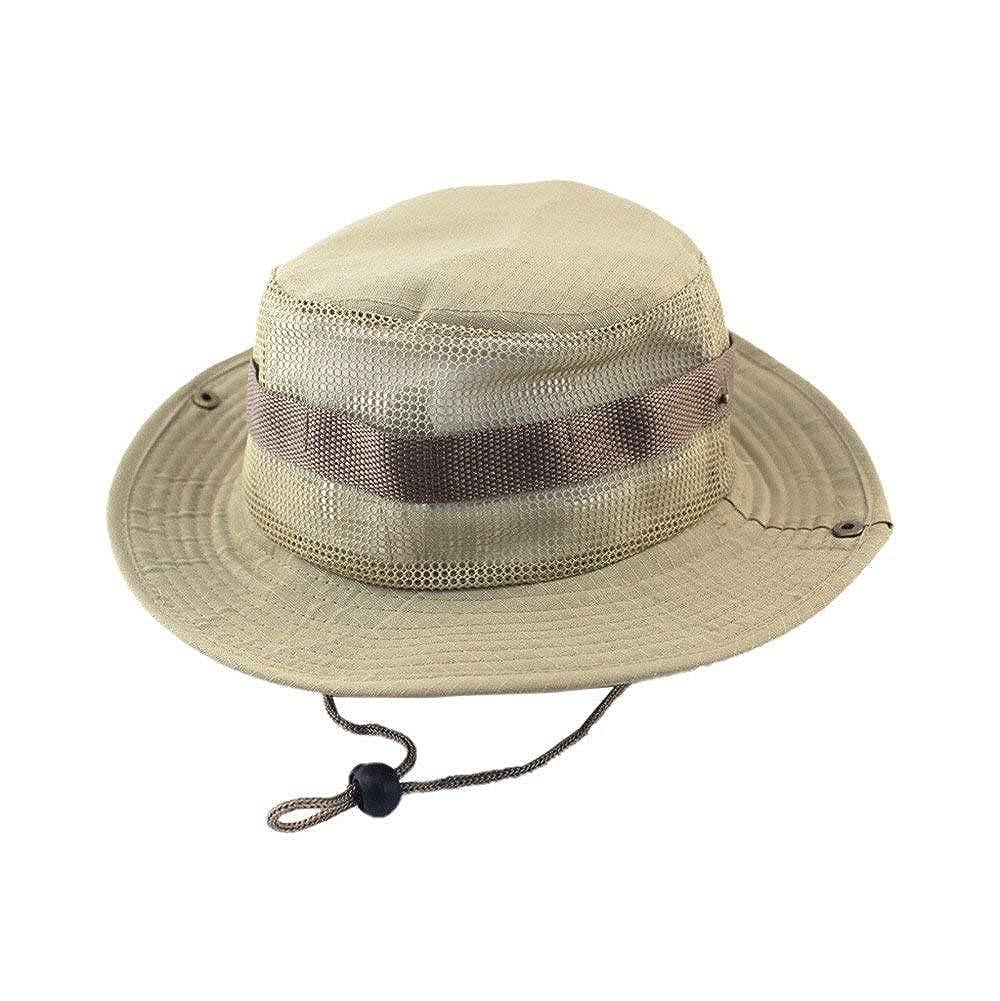 Londony /♥ Newest Caps /& Hats Summer Sportswear Outdoor Wide Brim UPF 50 Maximum Sun Protection Boonie Hat Sun Caps