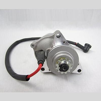 Kandi OEM 110cc Electric Starter Motor : Sports & Outdoors