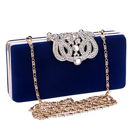 1b9c8e5e0e Wedding Special Occasion Day Clutches Evening Handbags Clutches Bridal Purse  with Chain for Event/Party