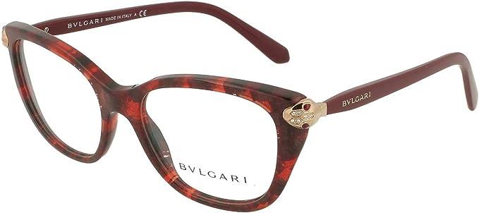 Bvlgari Womens BV4140B Eyeglasses Beige Mamba 54mm