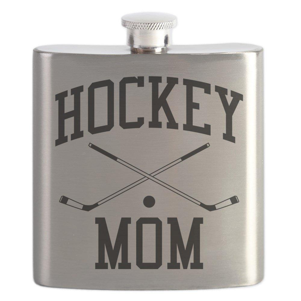 贈り物 CafePress CafePress – Mom Hockey Mom B075H1RFBY – ステンレススチールフラスコ、6オンスDrinkingフラスコ B075H1RFBY, ワイン蔵 まるほん:d1211a4f --- a0267596.xsph.ru