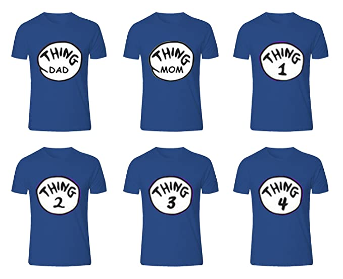 Cosa 1, 2, 3, 4 Papá y Mamá Familia Regular camiseta – niños