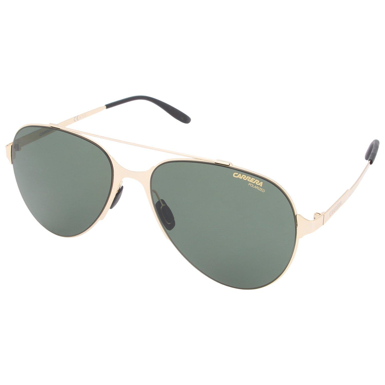Unisex-Adults 113/S UC Sunglasses, Gold, 57 Carrera