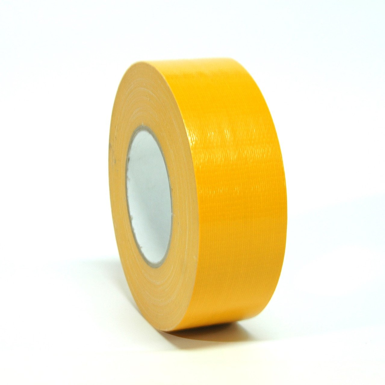 12'' (304.8mm) Schoolbus Yellow-Industrial Grade Duct Tape (67236)[Single Roll]