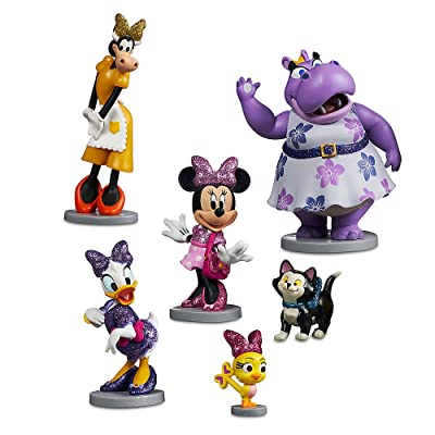 Disney Minnie Mouse Happpy Helpers Figure Set: Home & Kitchen