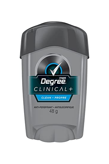 Degree Men Clinical + Clean Anti-Perspirant Stick 48g
