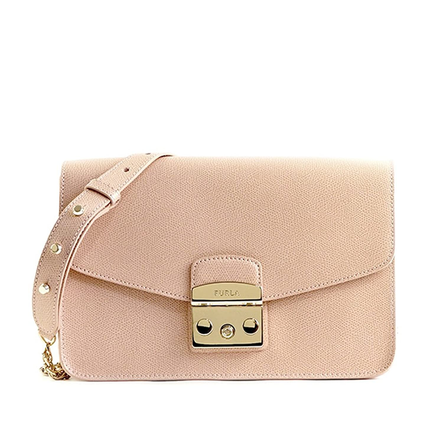 フルラ FURLA ショルダーバッグ 『METROPOLIS』 METROPOLIS S SHOULDER BAG [BHV7-ARE-6M0/MOONSTONE] [並行輸入品] B07BJDW1FJ
