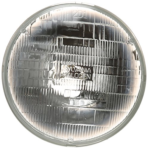 SYLVANIA H6024 Basic Halogen Sealed Beam Headlight (7