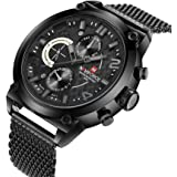 TEVISE T802D Business Men Automatic Mechanical Watch Fashion Casual Leather Strap Male Wristwatch
