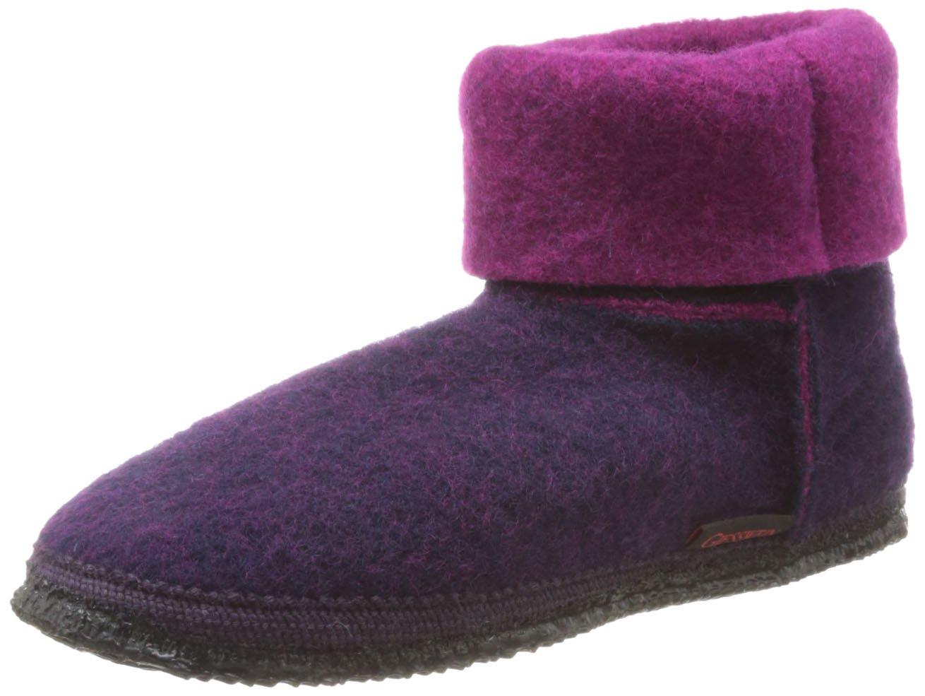 Giesswein Kemberg, B01F6ZZ6FC Chaussons Violet femme Violet (368 (368 Aubergine) 71d7850 - latesttechnology.space