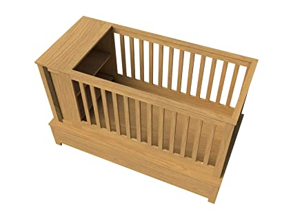 Amazon Com Baby Crib Plans Diy Newborn Bed Sleeper Storage Nursery