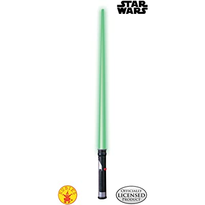 Star Wars Jedi Knight (Qui-Gon Jinn) Lightsaber: Toys & Games