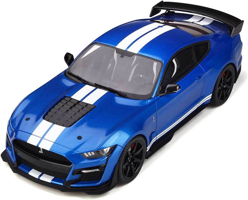 NEW GT Spirit 1:18 2020 Ford Shelby GT500 Car Model W//Case Limited Edition Car
