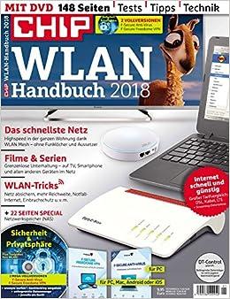Chip Wlan Handbuch 2018 Amazonde Thorsten Franke Haverkamp Chip