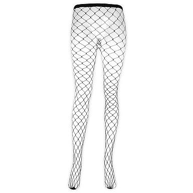 47b8adbbad966 Ladies Womens Diamond Fishnet Whale Net Tights One Size Sexy Dance  Lingerie: Amazon.co.uk: Clothing