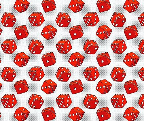Dice Fabric - 3