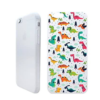 Amazon.com: Dinosaurio mundo Slim iPhone 6 Plus 6S Plus Case ...