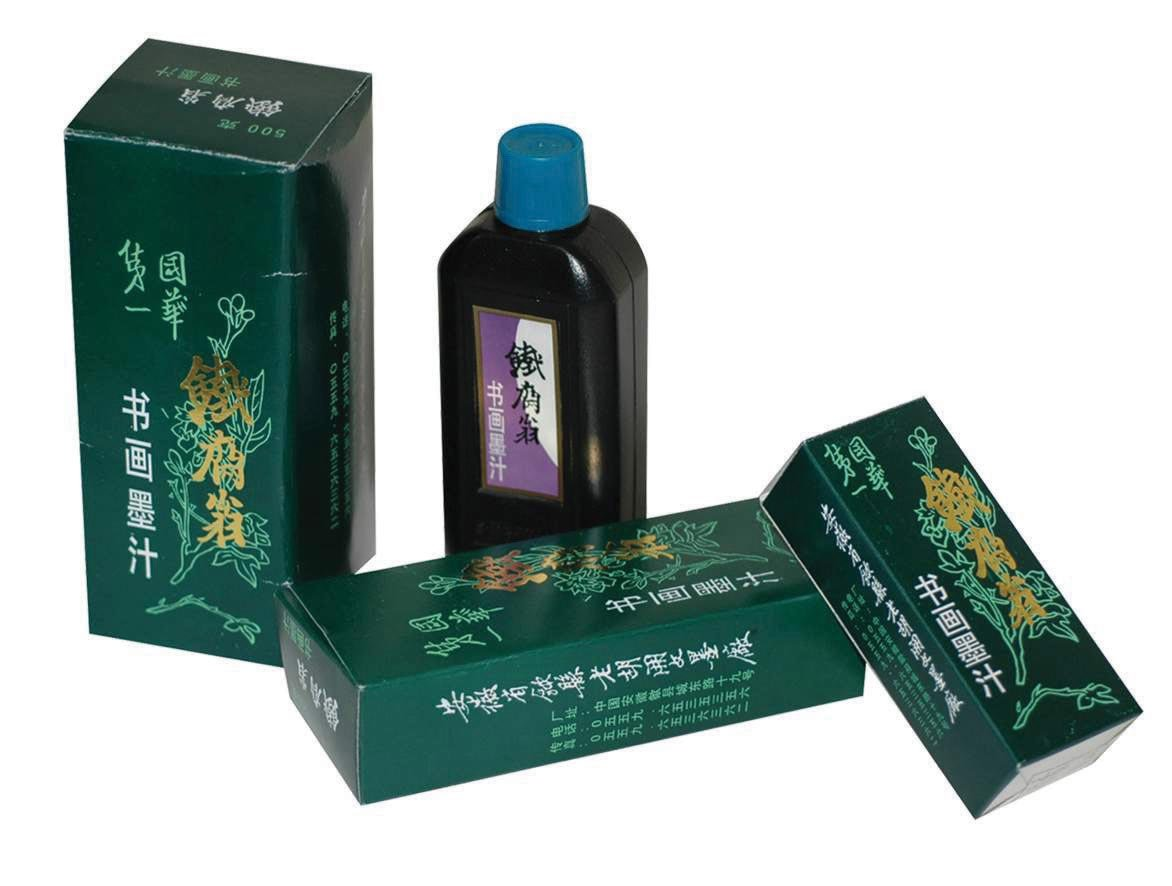 Chinese Ink - 100g Bottle