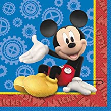 Mickey Mouse Clubhouse Luncheon Napkins [16 Per Pack]