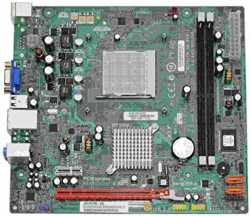MB.NBD09.003 eMachine EL1321 AMD Desktop Motherboard sAM2